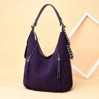 Shoulder Bags 2021 Fashion Women Handbag Designer Bag Women's High Quality Leather Suede Stitched Cross Crossbody Purse