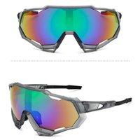 Hommes vélos lunettes polarisées lunettes de soleil cyclisme ultra légère lunettes de sport lunettes UV Protection Vélo Vélo Sun lunettes Femmes