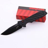 Kershaw Coltelli di alta qualità 7600 Versione nera Pocket Pieghevole coltello 440C lama in alluminio maniglia di frutta coltello sopravvivenza coltello tattico coltello strumenti all'aperto