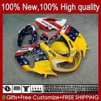 Suzuki Srad TL-1000 TL 1000R TL1000R TL-1000R 98-03 Bodywork 19H C.30 TL 1000 R 98 99 00 01 02 03黄色の工場TL 1000R 1999 1999 2000 2000 2000 2003ボディキット