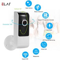 Kamery ELAF LY Smart 720P Kamera IP Bezprzewodowa WiFi Wideo Nadzór Noc Nocny Network Security Monitor