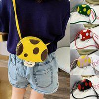 Backpacks Children Kids Baby Cute Gift Crossbody Bag PU Handbag Small Mini Coin Wallet Shoulder