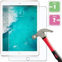 0.3mm 9H Premium Tempered Glass Screen Protector Film For iPad Pro Air 4 Air4 10.9 11 2021 7 8 10.2 10.5 9.7 Mini 2 5 6 Without Package