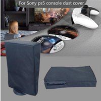 Game Controllers & Joysticks Dustproof Sleeve For PS5 Console Dust Proof Cover Guard Case Waterproof Anti-scratch Protective Outer Casing