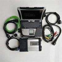 Диагностические инструменты MB STAR Scanner C5 с использованием ноутбука CF-19 4G военный Teashbook 360GB SSD экспертный режим для автоматической диагностики