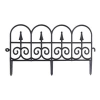 Esgrima, Trellis Gates Fence Decoration 6pcs Body Party Garden Control