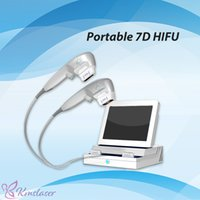 High Quality 7D HIFU Skin Care Machine Body Shaping Face and Neck Wrinkle Remover