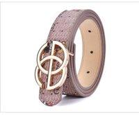 Designer Kids Cartoon Miki Mouse Stampato Belt Belt Lettere Stampa Bambini Cinture per fibbia circolare Circolare Cinture Moda Ragazze di modo PU in pelle Piegata Boys Accessori per tutti
