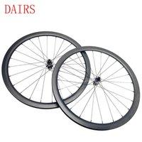 Rodas de bicicleta 1480g 700c rodas de carbono 33mm clincher tubeless novatec d41sb d412sb fechadura central xD hubs 30mm largura disco roda