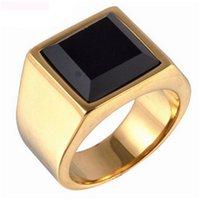 أكبر مجوهرات حجر الثمينة s التيتانيوم الصلب عالية الجودة صب الدائري للرجل هدايا الزفاف حزب