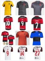 2021 Flamengo Futbol Formaları Adam Diego Gabriel B. Gabi Futbol Futbolu De Arrascaeta E.Ribeiro Gerson B.Henrique Camisa 21/22