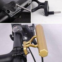 Bike Handlebars &Components 15CM Aluminum Alloy Bicycle Handlebar Extender Mountain Holder Handle Front Light Bar Bracket Lamp U6