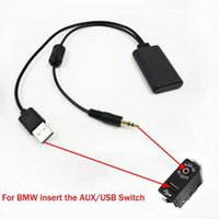 Parts 3.5MM Audio Adapter Aux For E90 E91 E92 E93 Auto Accessories