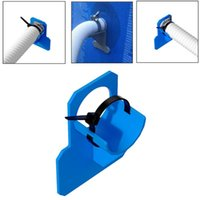 Pool & Accessories Swimming Pipe Holder 10.8 X 7.8 3.8cm Support Mount Supports Pipes For Intex 30-38mm Hose Outlet