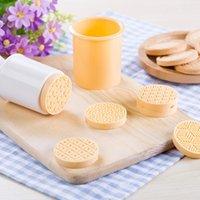 Cuisson des outils de pâtisserie biscuits moules de forme ronde en plastique moule de gâteau de gâteau biscuit Formes pour la décoration de la lune DIY bricolage