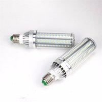 Pas Flicker Lumière 110V bougie Ampoule LED lampe ultra Sourdine E26 Aluminium ventilateur de refroidissement haute puissance 235 perles maïs léger MS004