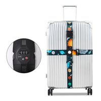 Toiletry Kits The Luggage Rope Cross Belt Adjustable Travel Suitcase Band Elasticity Straps Accessorie Box
