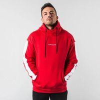 Men Hoodies Sweatshirts Autumn Winter Men's Gyms Fitness Hoodies Running Training Jumper Jacket Casual Sportwear Tops