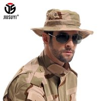 Multicam النيبالية Boonie القبعات التكتيكية قناص التمويه شجرة دلو قبعة زينة الجيش الأمريكية الرجال