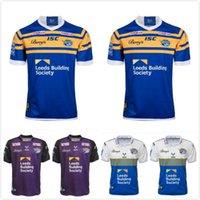 Presell 2021 Leeds Rhinos Rugby جيرسي قمصان هاري نيومان روب الجحر الرجال كيفن سينفيلد داني ماكجير كايلي ليولاي باري مكديرموت