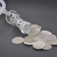 18MM HONEYPUFF Stainless Steel Diameter 20MM For Vaporizer Whip Mesh Filters Metal Screen Only