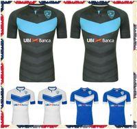 20 21 Brescia Calcio Fussball Jersey 2021 Home Balotelli Magnani Tonali Donnarumma Shirt Ayé Maglietta Morosini Football Uniformen S-XXL