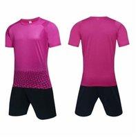 Tamanho XS-XL Equipe Personalizado Branco Vazio Mens Soccer Jersey Uniforme Personalizado Camisas Com Shorts-Impresso Nome do nome de design para homens crianças