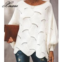 Women's Sweaters 2021 Autumn And Winter Explosions Sweater Coat Ladies Large Size