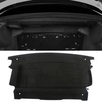 For Mercedes-Benz C-Class W205 2015-2020 Auto Car Rear Boot Trunk Firewall Mat Pad Sound Heat Insulation Cotton Noise Deadener