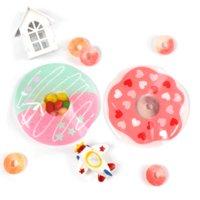 Cute Creative Wrap Thick Chocolate Bean Nougat Packing Sweets Cookie Bag Cookies Ziplock