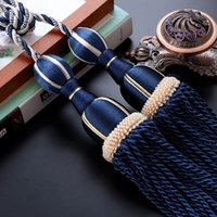 Novelty Items Orchid Ball Curtain Bandage Hanging Tassel Accessories Wholesale Decoration Double