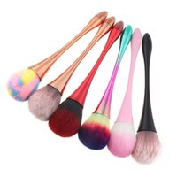 Makeup Brushes Xiaoman Waist Brush Blush Loose Powder Cosmetic Multicolor Nail Art Dust Professionals Beauty Tools