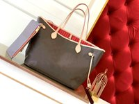 2021 Самые классические кожаные сумки женские упаковки сумка для рук Мать Билл для нагрузки на плечо + мешок