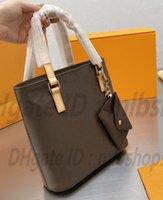 Yüksek Kalite L Luxurys Tasarımcı Moda Kadın Omuz Çantaları Çanta Tote Cep Debriyaj Ortaçağ Paket Ile Küçük Çanta Deri Çanta Çanta 2021 En Popüler