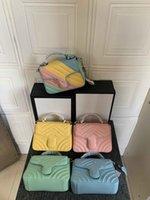 حقائب مصمم حقائب للنساء أزياء العلامة التجارية الفاخرة الكتف حقائب اليد الشهيرة 547260 21-8-15.5