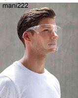 Yeni Tasarım Renkli Yüz Kalkan Güneş Gözlüğü Erkekler Kadınlar Için 2021 Anti Sis Akrilik Renkli Güvenlik Gözlükleri