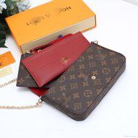 Bags Leather Totes Shoulder Designers Purses Wallet Women Fashion Shopping Bag Crossbody Messenger Luxurys