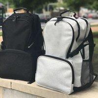 Мода Sparkle Bags Horse Blitter рюкзак с двойным отсеком Пользовательские цвета черный