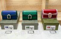 Re-Edition 2005 Nappa Gaufre Leather Bag 디자이너 체인 2pc / 세트 Hobos Womens 어깨 토트 백 메신저 빈티지 핸드백 미니 지갑 지갑