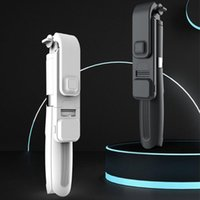 iOS Android Monopods에 대한 필드 셔터 원격 제어와 무선 블루투스 셀프 스틱 접이식 미니 삼각대