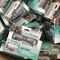 2021 Nouveaux lecteurs d'alimentation Focus Ajustage automatique Lunettes de lecture Hommes Femmes Matières de haute qualité Matériau de résine Lunettes de vue