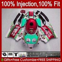 Organe d'injection pour Honda CBR250 CBR 250RR 250 RR CC 111HC.188 CBR250RR MC22 90 91 92 99 250CC 1990 1991 1992 1993 1997 1998 1998 1999 Catériel Rothmans Red Rothmans