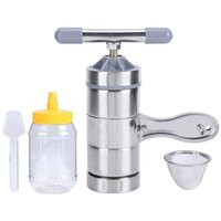 Juicers Household Portable Manual Bee Honey Press Presser Extractor Machine For Beekeeping Agriculture Vertical