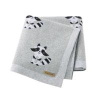 Mantas de bebé de punto Newn Newborn Boys Girls Swaddle Wrap Mensual Clip Quilts Todddler KidsOutdoor Playing Mats