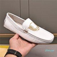 Mode-Herren Schuhe Schuhe Monte Carlo Business Schuhe Lafe Leder Fahren MOCASSIN LUXURYS Designer Schuh