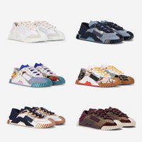 Moda En Kaliteli Deri Adam Kadın Ayakkabı El Yapımı Renkli Degrade Teknik Sneakers Erkekler Ayakkabı Eğitmenler Home011 01