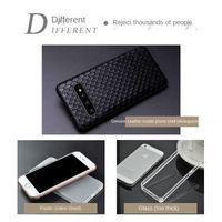 ل Samsung S10E الهاتف المحمول S10، شاملة للقرص البقر كل ما شاملها، S10Plus / S10 + Leather يمكن تخصيصها