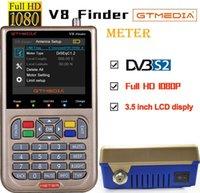 GTMEDIA V8 Finder Meter DVB-S2 / S2X Teter satellitare SATFERER SATFERER SATFINDER MIGLIORE DI FREEST V8 Finder Digital Sat Locator