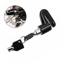 Fahrradschlösser Hohe Qualität Metall Alarmschloss Sicherheit Wasserdichte Elektrische Motorradbremsscheibe Anti-Lost-Roller