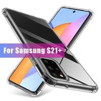iPhone 12 XS Max 8 Plus 삼성 S21 Plus S10 Plus S20 Huawei P40을위한 초고속 투명한 투명한 1mm TPU 소프트 젤 커버 케이스 opp 가방